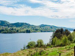 Fjordutsikt på Radøy