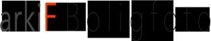 arkiF Boligfoto, logo