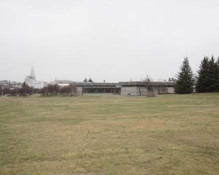 Kjarvalsstadir - Reykjavik Art Museum