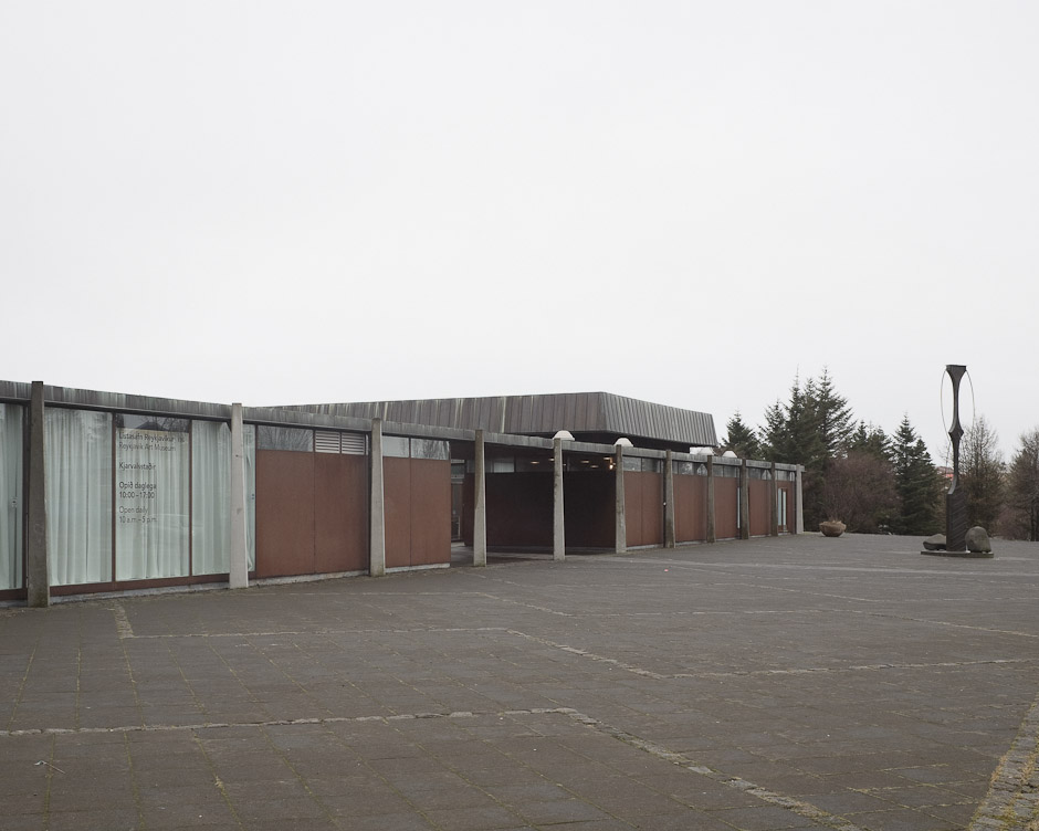 Kjarvalsstaðir, Reykjavik Art Museum.