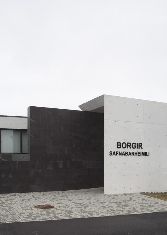 'Borgir' Congregation Building | 'Borgir' Menighetshus