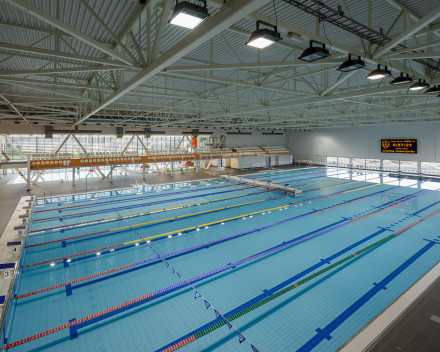 Ásvallalaug swimming pool