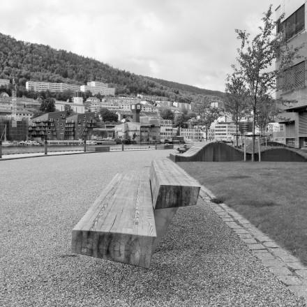 Marineholmen, landscape architecture