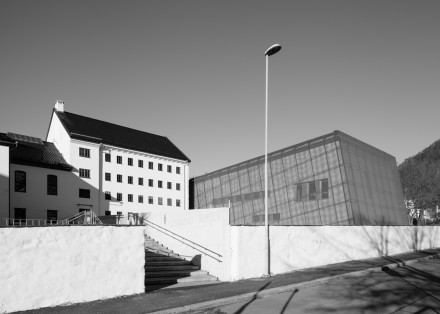 The Regional State Archives in Bergen