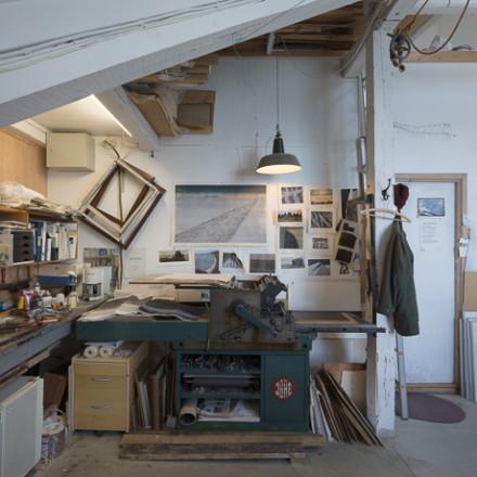 Kunstrom – Ni atelier