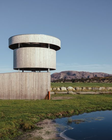 Herdla Birdwatching Tower